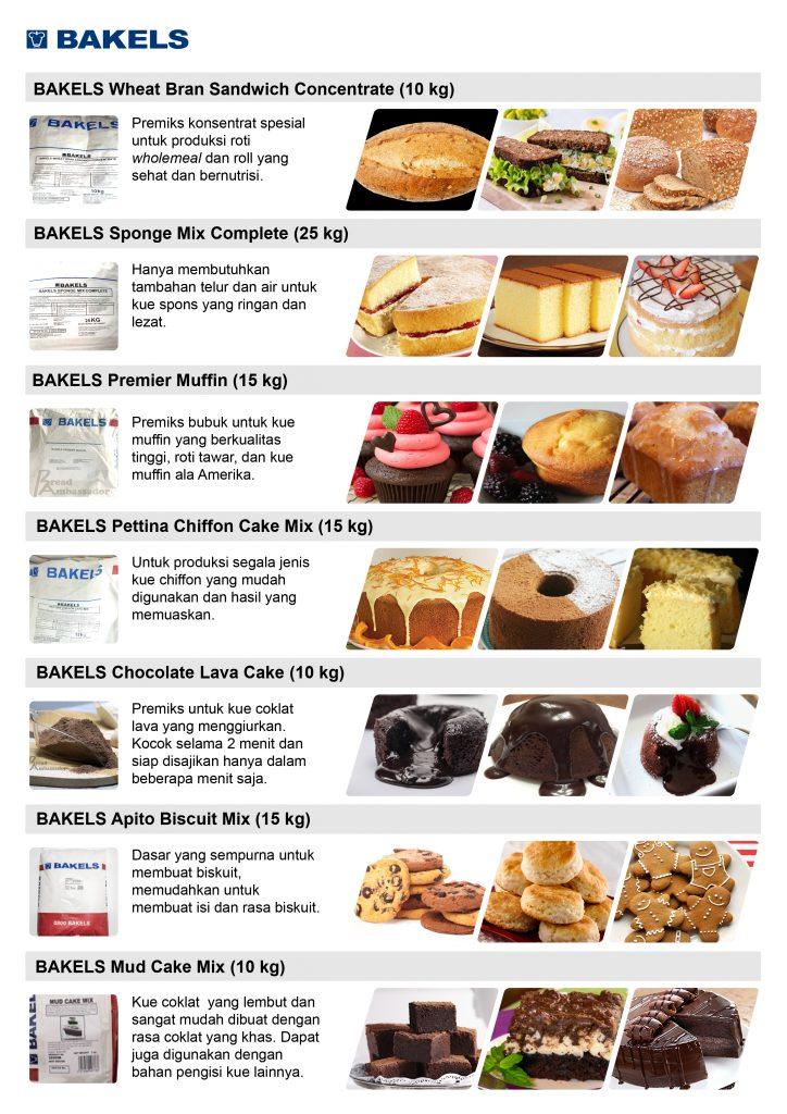 cake mix bakels